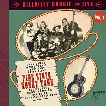 Pine State Honky Tonk - Hillbilly Boogie And Jive